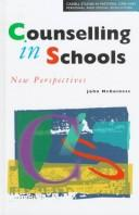 Cover of: Counselling in Schools | John McGuiness