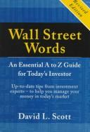 Cover of: Wall Street words | David Logan Scott