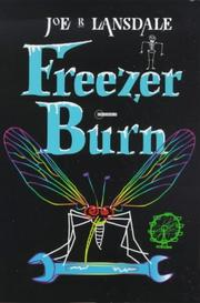 Cover of: Freezer Burn | Lansdale