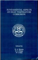 Cover of: Proceedings of the Symposium on Fundamental Aspects of High Temperature Corrosion by Symposium on Fundamental Aspects of High Temperature Corrosion (1996 San Antonio, Tex.)