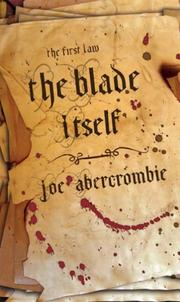 Cover of: The Blade Itself by Joe Abercrombie