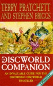 Cover of: The Discworld Companion by Terry Pratchett