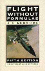 Cover of: Flight without formulae | Alfred Cotterill Kermode