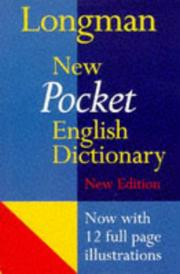 Cover of: Longman New Pocket English Dictionary by Longman Publishing