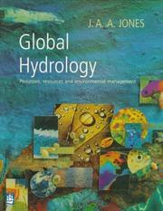 Cover of: Global Hydrology by J.A.A. Jones
