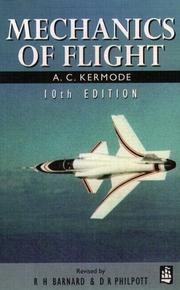 Cover of: Mechanics of Flight by A.C. Kermode