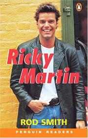 Cover of: Ricky Martin by Rod Smith