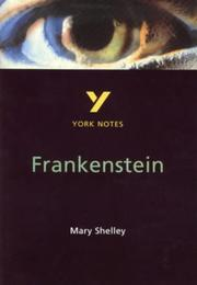 "Cover of: York Notes on Mary Shelley's ""Frankenstein"" by Alex Fairbairn"