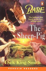 Cover of: Babe - the Sheep Pig | Dick King-Smith