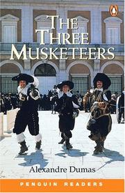 Cover of: Three Musketeers, The, Level 2, Penguin Readers by Alexandre Dumas