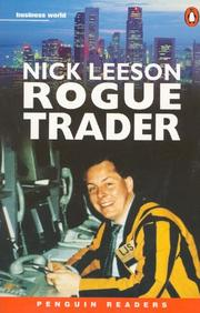 Cover of: Rogue Trader by Leeson
