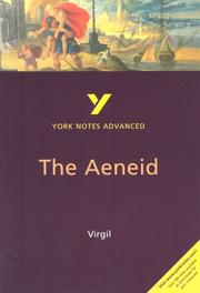 "Cover of: The ""Aeneid"" 