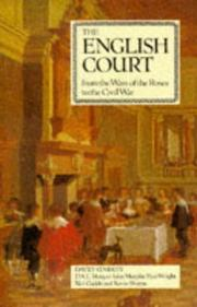 Cover of: The English Court by Starkey David