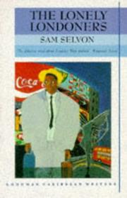 Cover of: The lonely Londoners by Samuel Selvon
