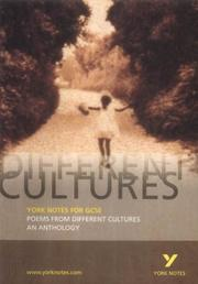 Cover of: Poems from Different Cultures and Traditions | Paul Pascoe