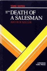 "Cover of: Notes on Miller's ""Death of a Salesman"" by Brian Last"