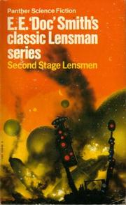 Cover of: Second Stage Lensman (#5 in the series) | Edward Elmer Smith