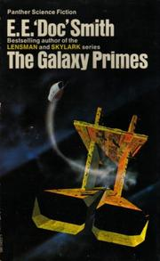 Cover of: Galaxy Primes by Edward Elmer Smith