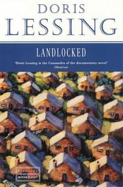 Cover of: Landlocked (Children of Violence) | Doris Lessing