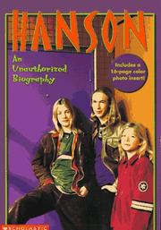 Cover of: Hanson | Marie T. Morreale