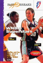 Cover of: Wnba Superstars by Molly Jackel
