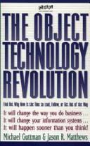 Cover of: The object technology revolution | Michael Guttman