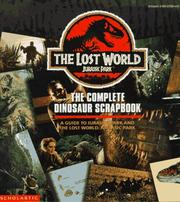 Cover of: Lost World Scrapbook | Mca