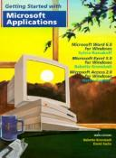 Cover of: Getting started with Microsoft Word 6.0 for Windows | Sylvia Russakoff