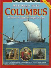 Cover of: Westward with Columbus | John Dyson