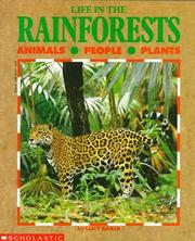 Cover of: Life In The Rainforests | Lucy Baker