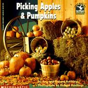 Picking apples & pumpkins