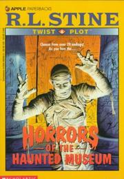Horrors of the haunted museum