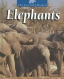 Cover of: Elephants by Karen Dudley
