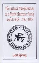 Cover of: The cultural transformation of a Native American family and its tribe, 1763-1995 | Joel H. Spring