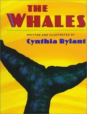 Cover of: Whales by Cynthia Rylant