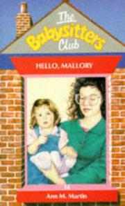 Cover of: Hello, Malory - 14 by Ann M. Martin