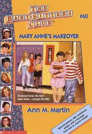 Cover of: Mary Anne's Makeover | Ann M. Martin