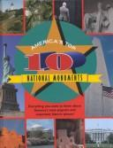 Cover of: America's top 10 national monuments by Tanya Lee Stone
