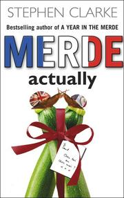 Cover of: Merde Actually | Stephen Clarke
