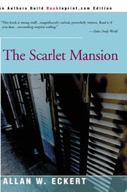 Cover of: The Scarlet Mansion by Allan W. Eckert