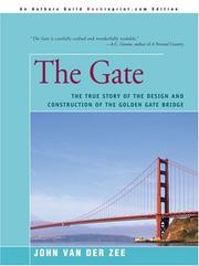 Cover of: The Gate by John van der Zee