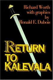 Cover of: Return to Kalevala | Richard Worth