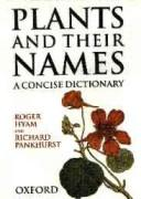 Cover of: Plants and their names | Roger Hyam
