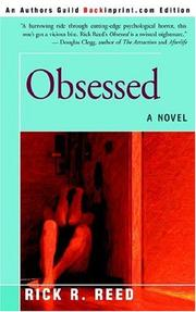 Cover of: Obsessed | Rick R. Reed