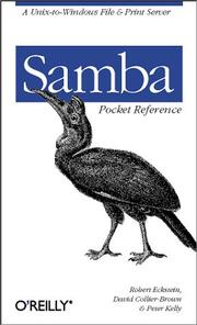 Cover of: Samba pocket reference | Robert Eckstein