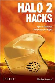 Cover of: Halo 2 Hacks by Stephen Cawood