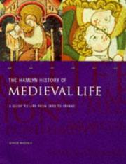 Cover of: The Hamlyn History of Medieval Life | David Nicolle