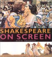 Cover of: Shakespeare on screen | Daniel Rosenthal