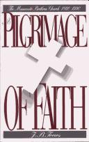Cover of: A Pilgrimage of Faith | J. B. Toews