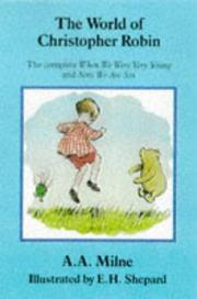 Cover of: World of Christopher Robin, The | A. A. Milne